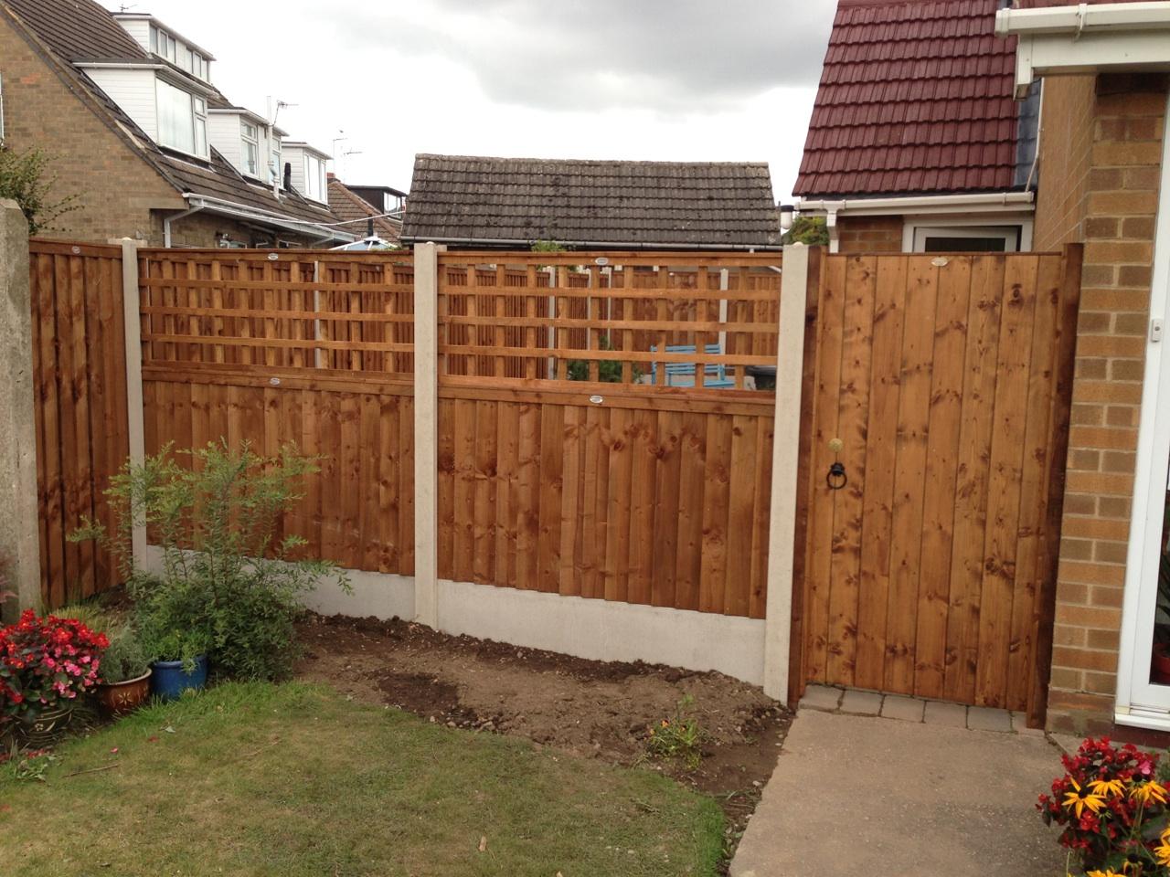 Fences Gallery Long Eaton Fencing