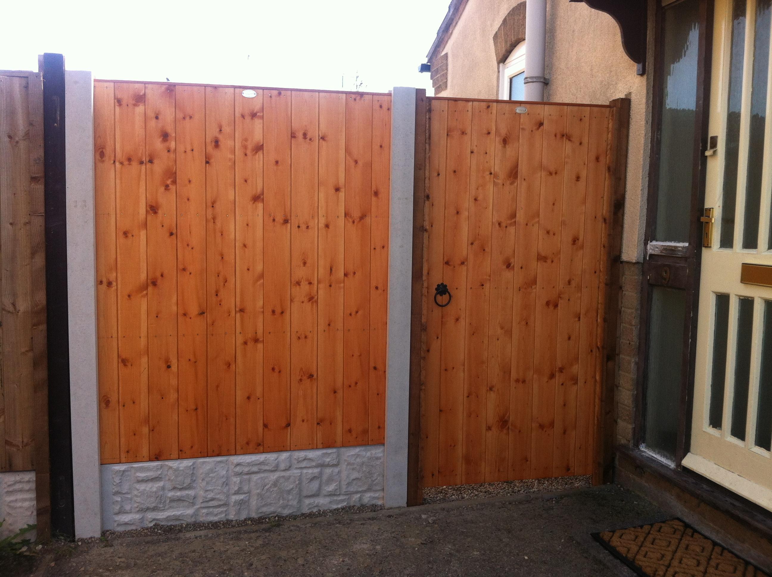 Garage Door Company Nottingham White Canopy Garage Door In