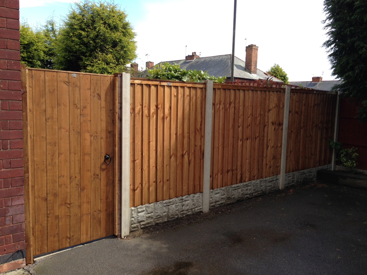 Gates Gallery Long Eaton Fencing