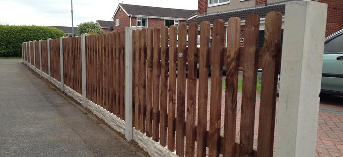 Nottingham Fencing