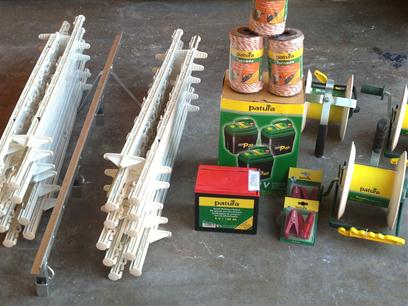 Electric Fencing Kit