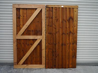 Feather Edge Gate Long Eaton Fencing