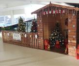 Santa Hut in Long Eaton Tesco 2018