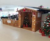 Santa Hut in Tesco 2017