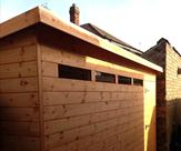 Security Shed Sawley