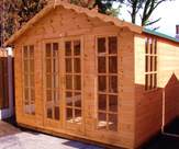 Georgian Summerhouse 10ft x 8ft