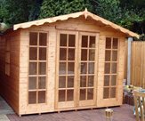 9ft x 9ft Summer House