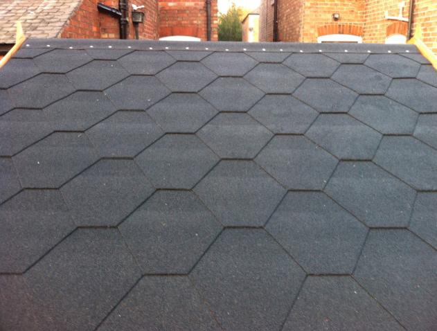 roof felt roof felt tiles shingles pack of 21 for sc 1. Black Bedroom Furniture Sets. Home Design Ideas