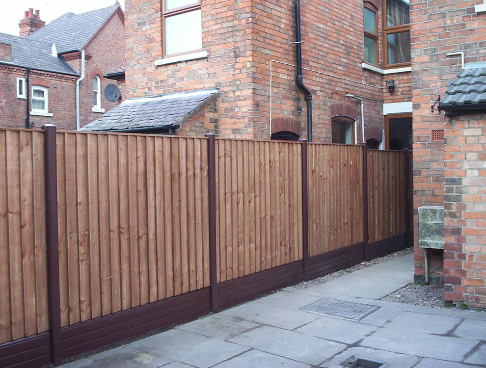 Plastic G Boards Long Eaton Fencing