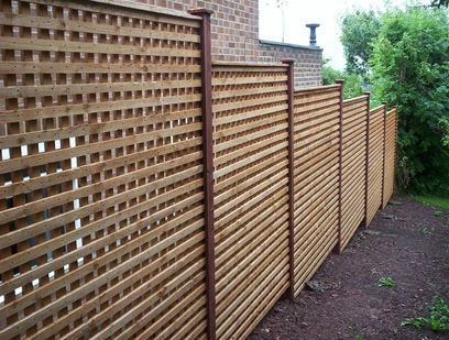 Small Square Trellis